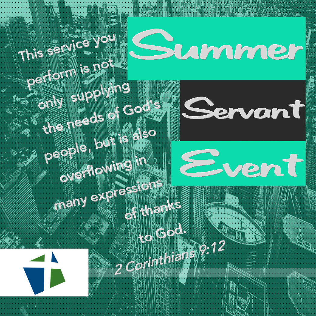 Summer Servant Event